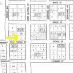 block 809, Lot 5 - Dover - small tax map_0